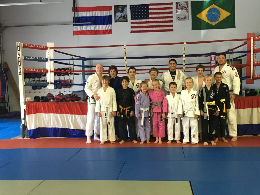 Little Warriors, WW Kids, and Youth BJJ promotions