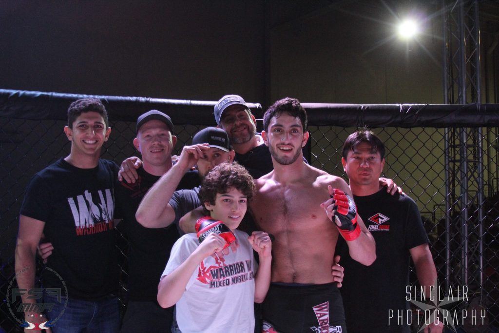 Karlo and Avan Bashi Victorious in FSF MMA!!! | Warrior Way Martial